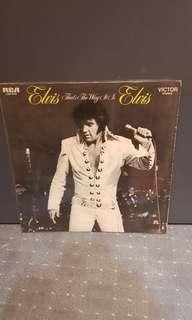 Elvis Presley that's the way it is vinyl