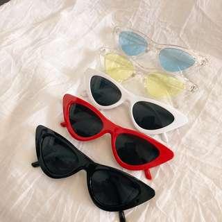 Cat Eye Sunglasses Le Specs Inspired