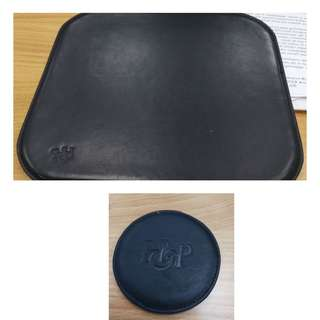 Mouse pad and coaster (new) $10 per set