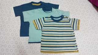 Preloved Mothercare Baby Boy Tshirt