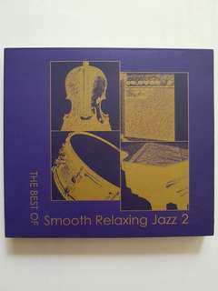 CD(SOLD) The Best of Smooth Relaxing Jazz 2