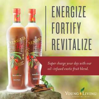 🚚 AUTHENTIC Young Living Ningxia Red 750ml