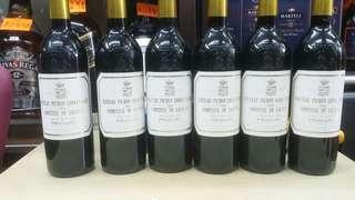 法國紅酒2006男爵