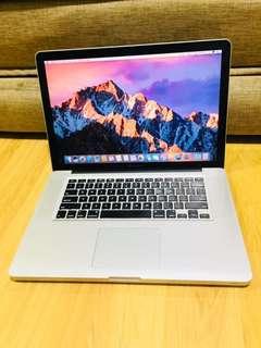 macbook pro 15 inch 2011 core i7