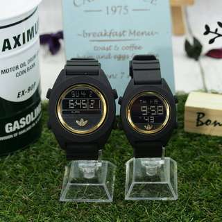 Adidas Couple watches