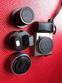 Sony A6000 full set