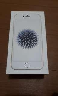 Brand new Apple Iphone 6, Gold (32gb)