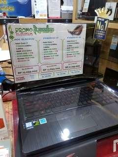 Promo laptop asus ROG GL503VD cash & kredit