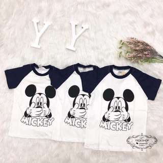 Mickey cotton T-shirt