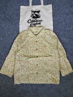 christopher floral shirt