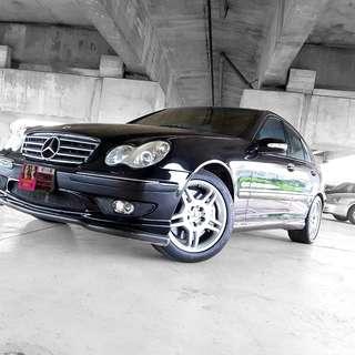 2003 C32 AMG