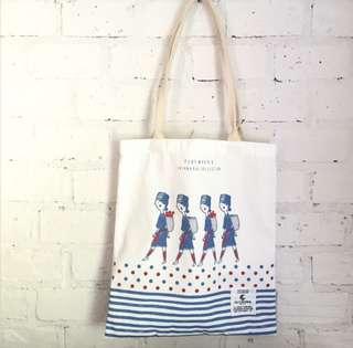 泰國清邁品牌 Playworks Canvas Bag 帆布袋環保袋 Tote Bag及散子包 (文青必備)