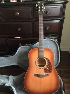 Norman Acoustic Guitar and more!