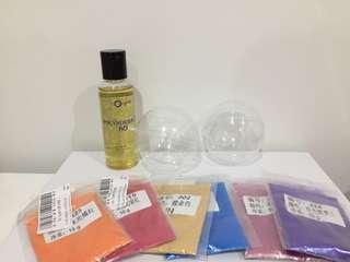 Bath bomb kit ( polysorbate 80)
