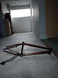 Selling a kink bmx frame
