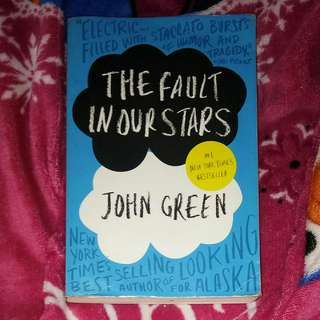 John Green Books (Looking for Alaska,The Fault in Our Stars)