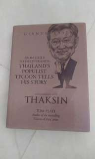 Autobiography of Thaksin