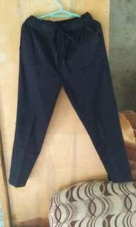 Candy pants black