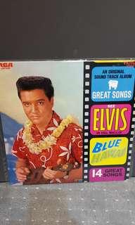 Elvis assorted vinyls