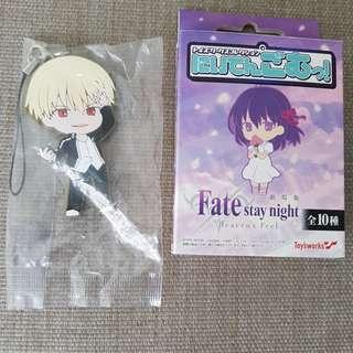 Fate/stay night: Heaven's Feel Rubber Strap: Gilgamesh