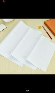 Adhesive Book Cover