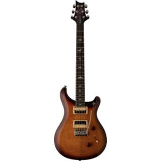 PRS SE Custom 24, Tobacco Sunburst