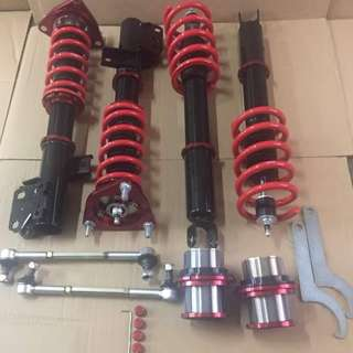KIA OPTIMA K5 FULLY HI LO SOFT HARD ADJUSTABLE
