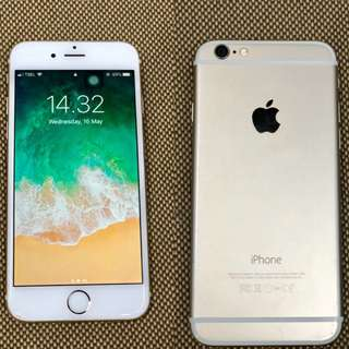 IPHONE 6 GOLD 64GB SECOND