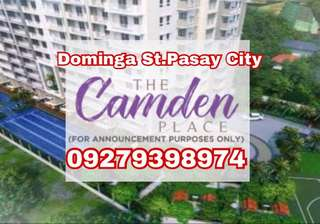NEW LAUNCH CONDO IN PASAY DMCI CAMDEN PLACE