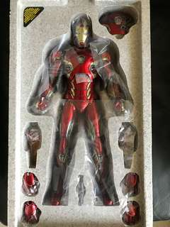 Hot Toys Iron Man 1/6 Mark 45