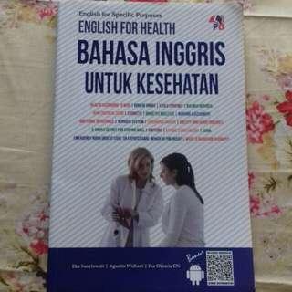 English for Health - Bahasa Inggris untuk Kesehatan
