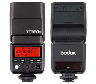 Godox TT 350 TTL Mini (Canon, Nikon, Sony, Fuji, Olympus)