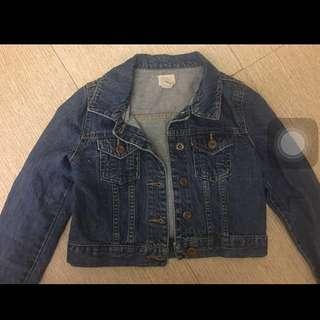 Forever 21 USA jacket Girls
