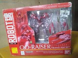 Robot Spirits 00 Raiser Transam Special Set