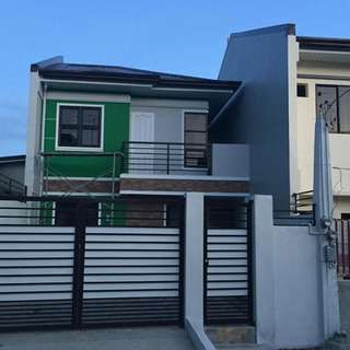 100sqm Lot House and Lot in Sunnyside Heights batasan Hills Quezon City