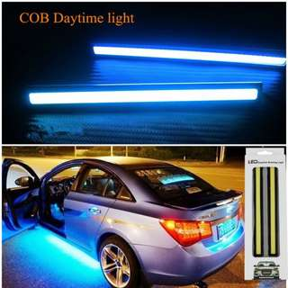 COB Daytime Running Lights 2pcs per set Promotion Now