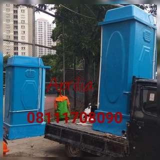 Toilet Sementara Type B untuk Bencana Alam