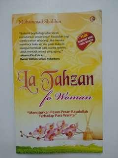 La Tahzan for Woman
