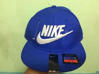 Nike True Snapback (Blue)