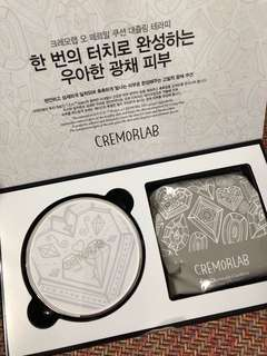 Cremorlab eau thermale cushion dazzling therapy 23
