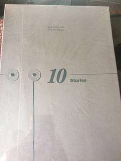 LAST 2 - RARE OOP - out of print - Sealed Instock Official infinite KIM SUNGGYU SUNGKYU 10 stories limited edition album cd solo Kim Sung kyu Edition special