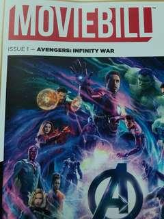 Avengers: Infinity War Magazine
