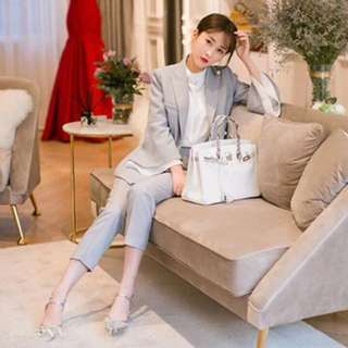 Chanel suit set