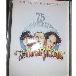 3 Stooges Original DVD