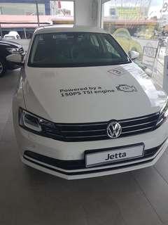 Volkswagen Jetta 1.4 TSI Highline