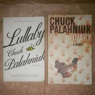 Chuck Palahniuk bundle