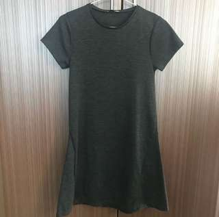Zara Gray Dress