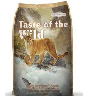 Taste of the Wild Canyon River Cat Food 7kg