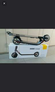 CASH &  CARRY GSS SALE  LTA COMPLIANT SEGWAY ES2