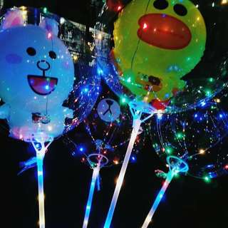 LINE Characters Balloons For Sale